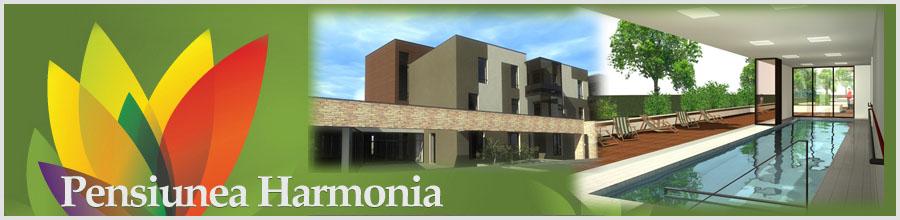 Pensiune - Camin de batrani Harmonia Timisoara Logo