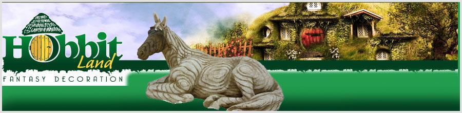 Hobbit Land Logo