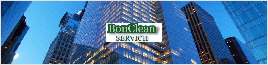 BonClean Servicii Logo