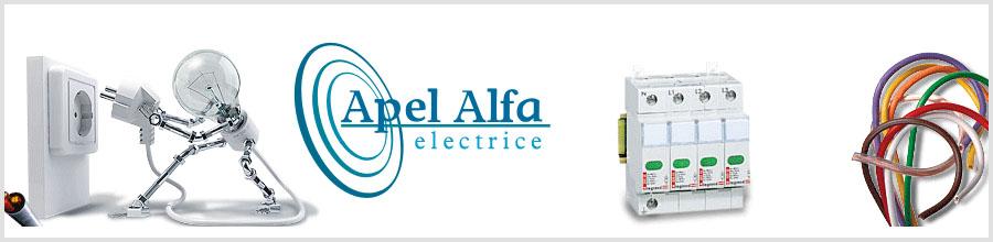APEL ALFA Logo
