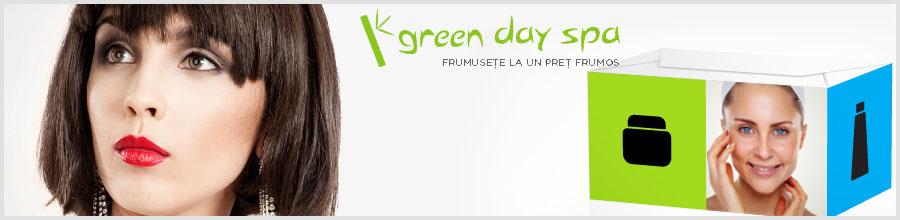 GREEN DAY SPA Logo