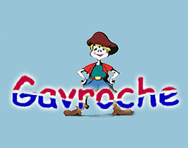 Gavroche Arad - servicii complete de - spalatorie haine si curatatorie Logo