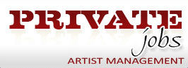 AGENTIA PRIVATE JOBS - DANSATOARE, ANIMATOARE, HOSTESS Logo