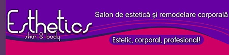 Esthetics skin&body - estetica si remodelare corporala - Cluj Napoca Logo
