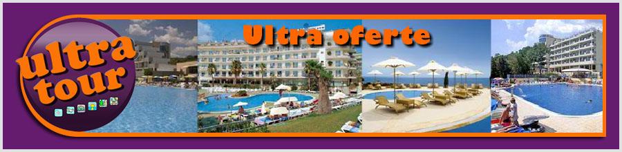 Agentia de turism Ultra Tour Logo