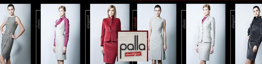 Palla Boutique Logo