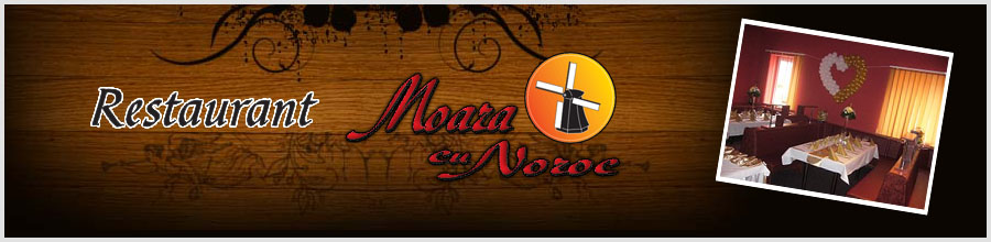 Restaurant Moara cu Noroc Logo