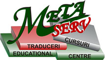 MetaServ Educational Centre - Cursuri, Traduceri si Interpretariat Bucuresti Logo