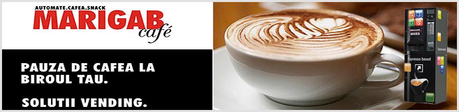 Marigab Cafe Logo