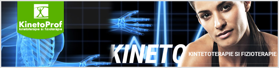 Cabinet de Kinetoterapie KinetoProf Bucuresti Logo