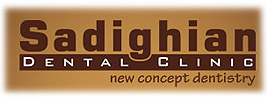 SADIGHIAN Dental Clinic Logo
