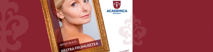 Centrul Medical Academica, Bucuresti - Servicii medicale integrate clinice si paraclinice Logo