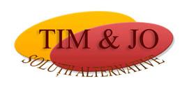 TIM & JO Logo