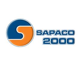 SAPACO 2000 aparatura de laborator Bucuresti Logo