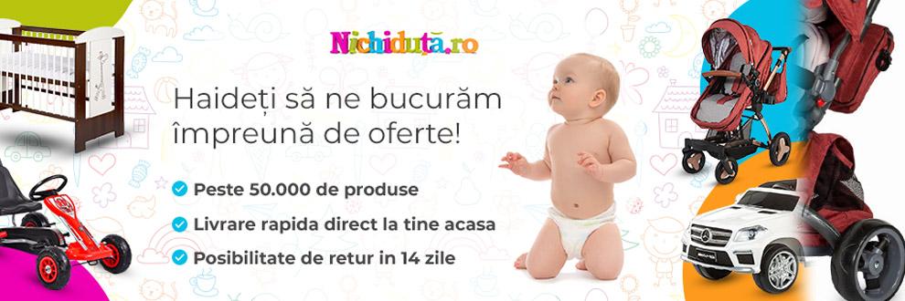 Nichiduta.ro articole pentru copii Constanta Logo