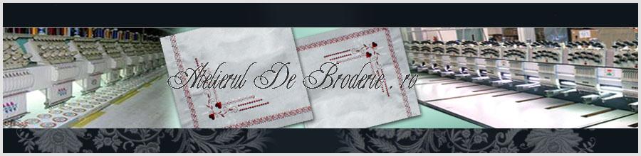 ATELIERUL DE BRODERIE Logo