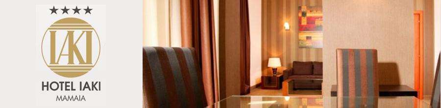 HOTEL IAKI Logo