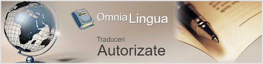 Omnia Lingua - Birou Traduceri Bucuresti Logo