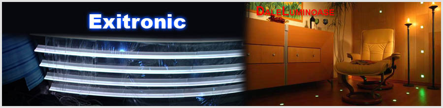 Exitronic Dale Luminoase Logo