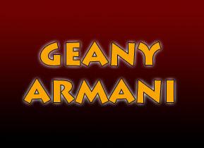 GEANY ARMANI Logo