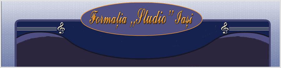 Formatia STUDIO IASI / Formatii nunti Iasi, Bacau,Neamt Logo