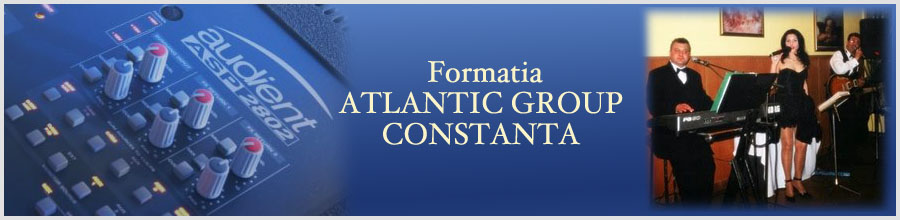 ATLANTIC GROUP CONSTANTA Logo