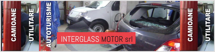 Interglass Motor Logo