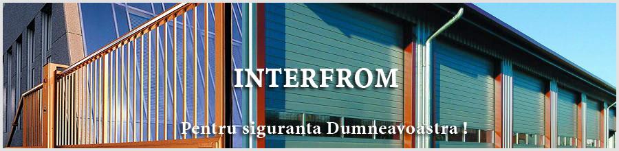 INTERFROM Logo