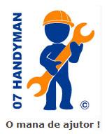 Handyman Servicii, Bucuresti - Mentenan?a ?i intre?inere cladiri Logo
