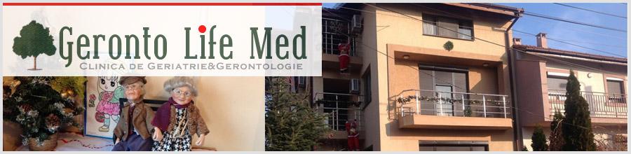 Clinica de Geriatrie-Gerontologie GERONTO LIFE MED Logo