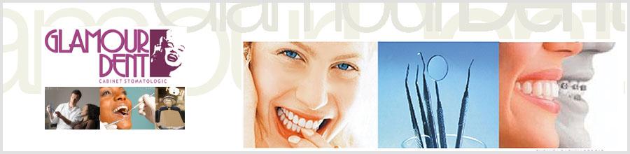 Cabinet Stomatologic Glamour Dent Logo