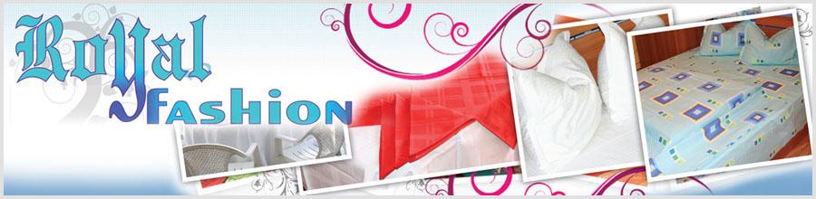 ROYAL FASHION Logo