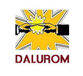DALUROM Logo