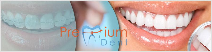 Cabinet Stomatologic Premium Dent Bucuresti Logo