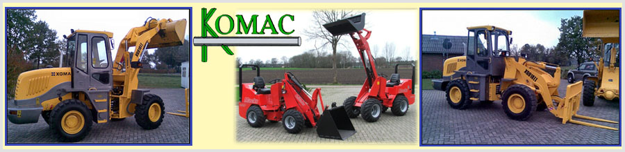 Komac Equipment Logo