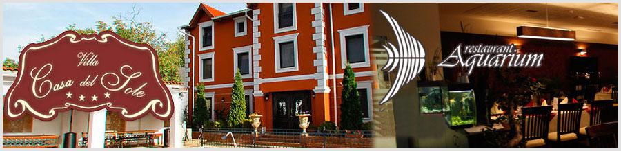 Casa del Sole, Restasurant - Timisoara Logo