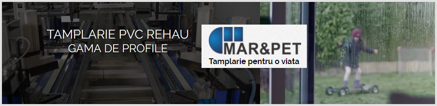Mar & Pet Grup - Producator de tamplarie PVC, Bucuresti Logo