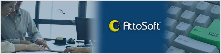 AttoSOFT, Bucuresti - Solutii software ERP, programe de contabilitate Logo