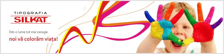 Tipografia Silkat Ilfov Logo
