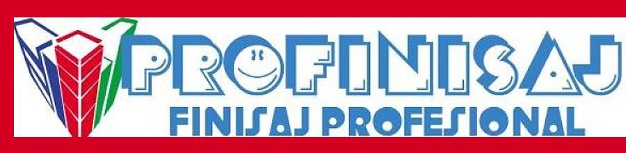 ProFinisaj - Renovari si amenajari interioare, Bucuresti Logo