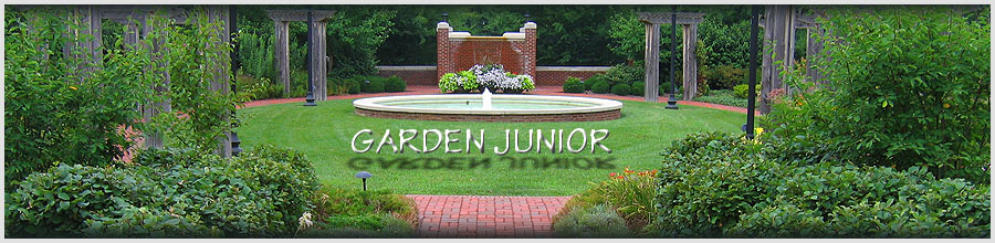 GARDEN JUNIOR Logo