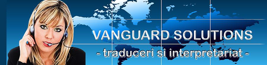 VANGUARD SOLUTIONS Logo