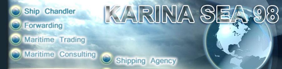 Karina Sea 98 Logo