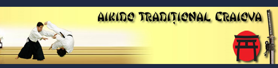 CLUBUL DE AIKIDO TRADITIONAL CRAIOVA Logo