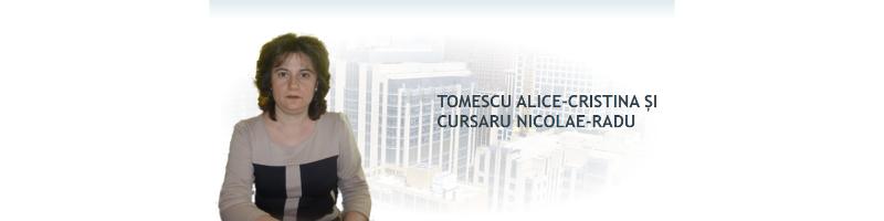 Tomescu Alice-Cristina si Cursaru Nicolae-Radu - Societatea profesionala notariala Ploiesti Logo
