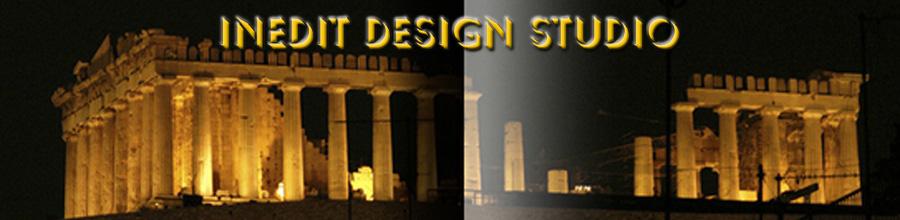 INEDIT DESIGN STUDIO Logo