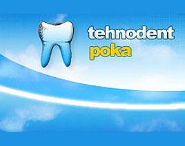 Tehnodent Poka Logo