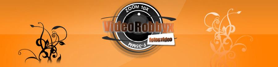 VIDEOROBBYX Logo