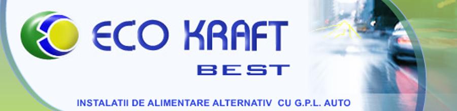 Eco Kraft Best Logo
