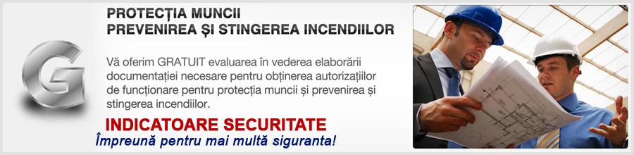 INDICATOARE SECURITATE Logo